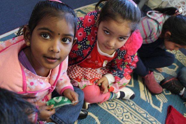 Hindu Sikh Pacifika Learning together the Nanaksar Education Phulwari