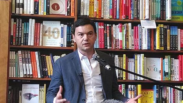 Piketty in Cambridge