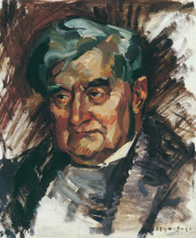 Ralph Vaughan Williams by Evelyn Page