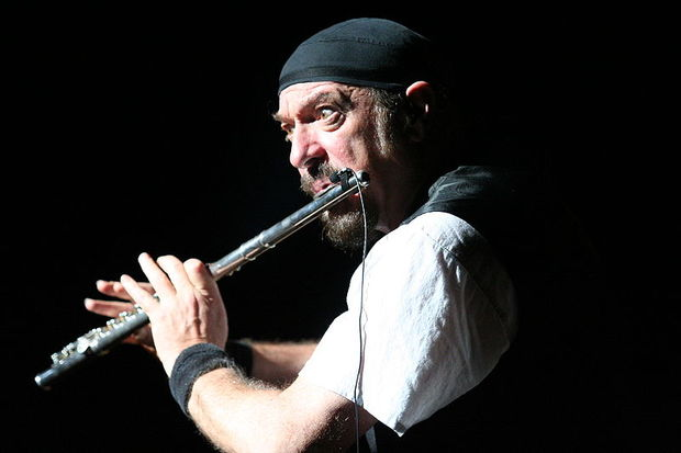 Ian Anderson of Jethro Tull America Tour CC BY SA Craig ONeal via Wiki
