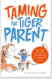 Taming the tiger parent book cover