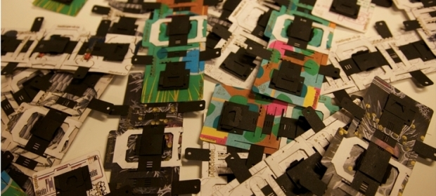 Foldscope courtesy Foldscope team