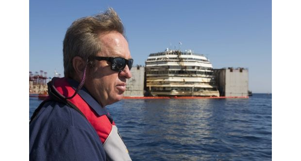 Nick Sloane and the Costa Concordia