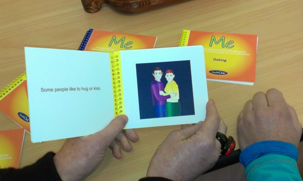 The Me resources for young people with learning difficulties