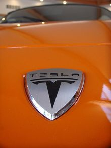 Tesla hood ornament CC BY Todd Dwyer