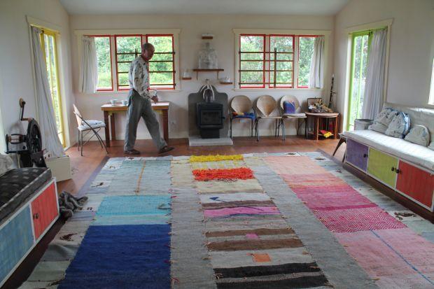 Warwick his magic rug