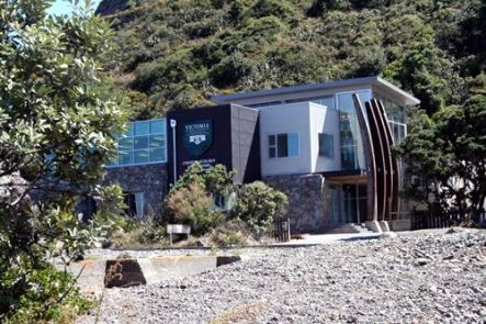 Victoria university's new Coastal Ecology Laboratory