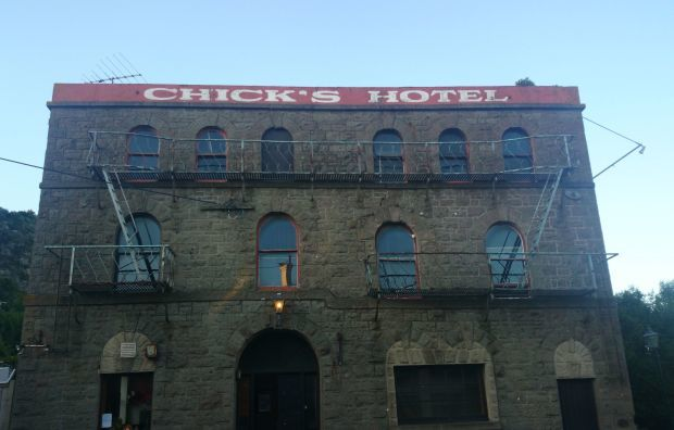 original Chicks Hotel