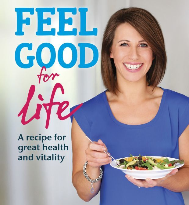 Claire Turnbull Feel Good for Life book cover crop Penguin