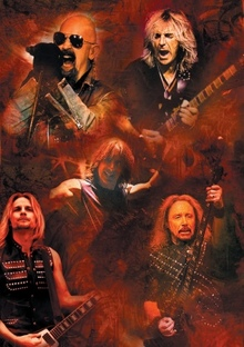 Judas Priest Epitaph Groupshot Nov x
