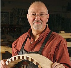 Furniture Maker Michael Fortune Credit Fine Woodworking Magazine