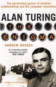 Alan Turing The Enigma book cover