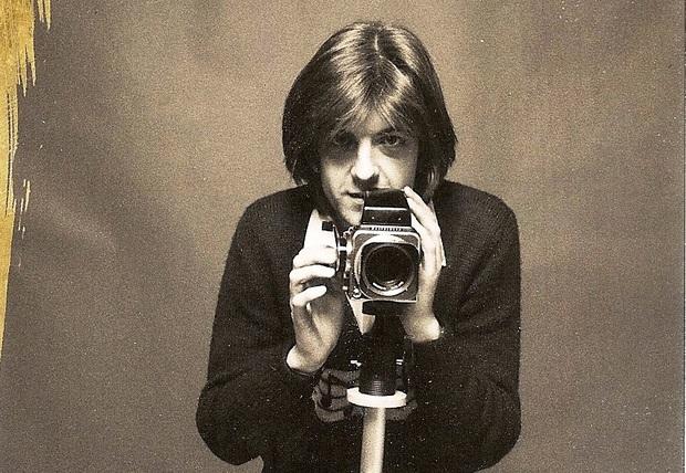 Nick Lowe photo Dick Wingate