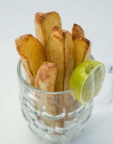 Traditional Potato Wedges
