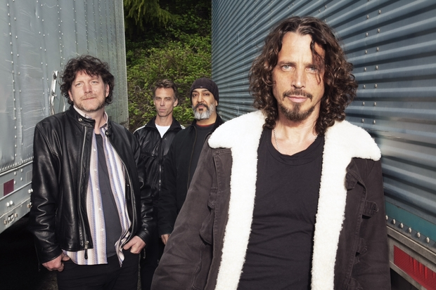 Soundgarden Press Image Credit Michael Lavine