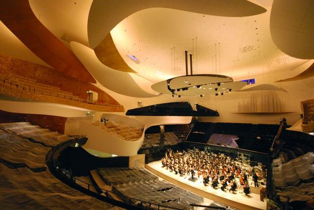 Christopher Day Philharmonie