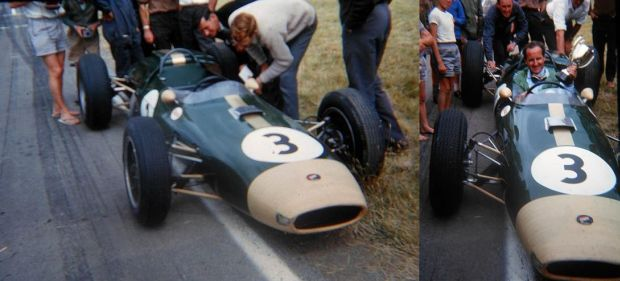 Motor racing in 1963
