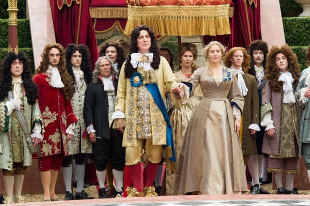 Scene from A Little Chaos