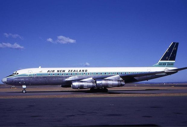 Air New Zealand Douglas DC early s