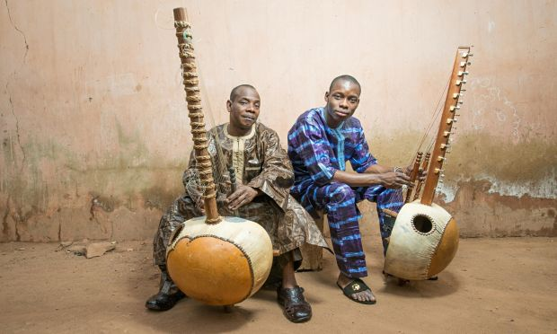 Toumani and Sidiki Diabat