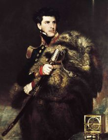 James Clark Ross by John R Wildman