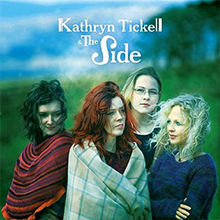 Kathryn Tickell CD cover