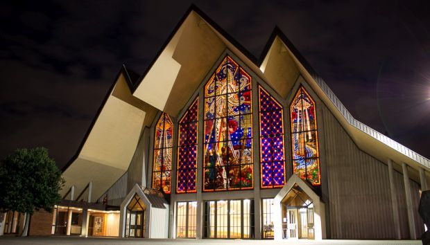 Holy Trinity Cathedral exterior Photo Anglican Diocese of Auckland