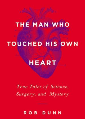 The man who touched his heart book cover