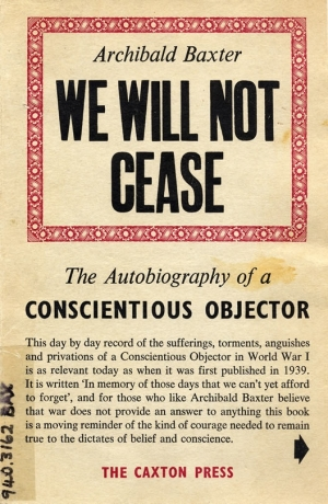 We shall not cease