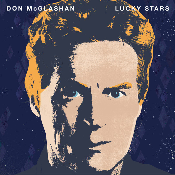 Don McGlashan Lucky Stars COVER
