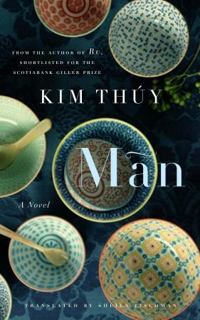 Kim Thuy Man book cover