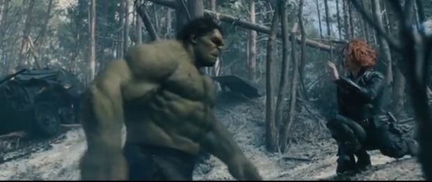 Avengers Age of Ultron screenshot Hulk
