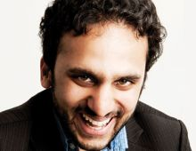 Standup comedian Nish Kumar