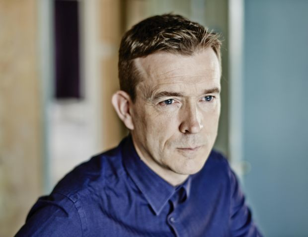David Mitchell by Paul Stuart