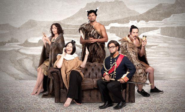 The Find Me a Maori Bride cast