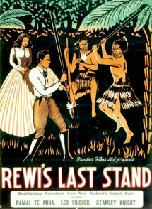 Poster from Rewi's Last Stand