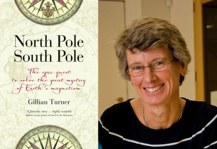 Gillian Turner is the author of North Pole South Pole