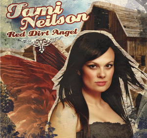 Tami Neilson Red Dirt Angel album cover