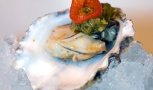 Serving suggestions for Bluff oysters