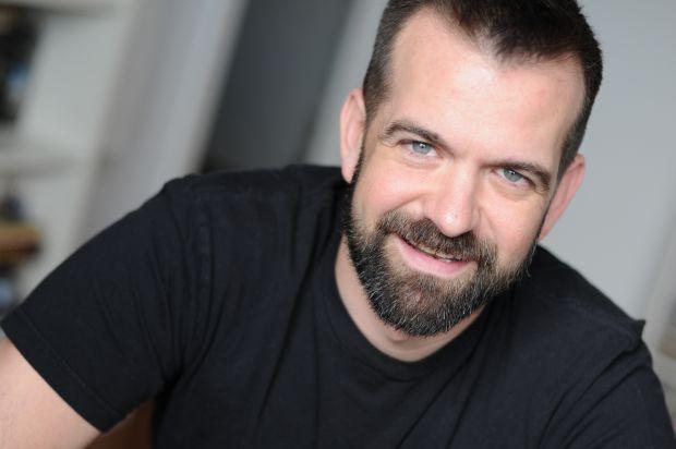 Standup Comedian Neil Thornton