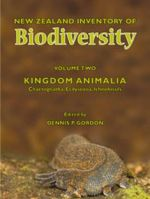 Cover of Volume 2 New Zealand Inventory of Biodiversity