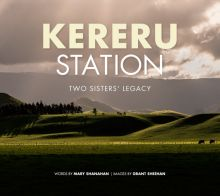Kereru Station book cover