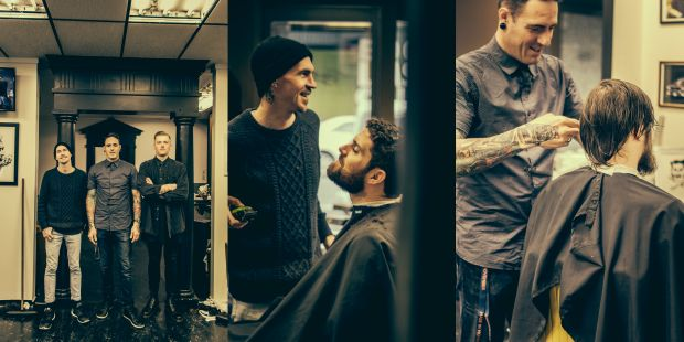 Godfather barbers