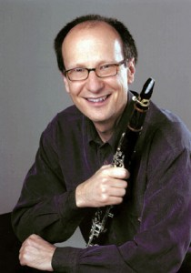 JAMES CAMPBELL clarinet with New Zealand String Quartet Nov x