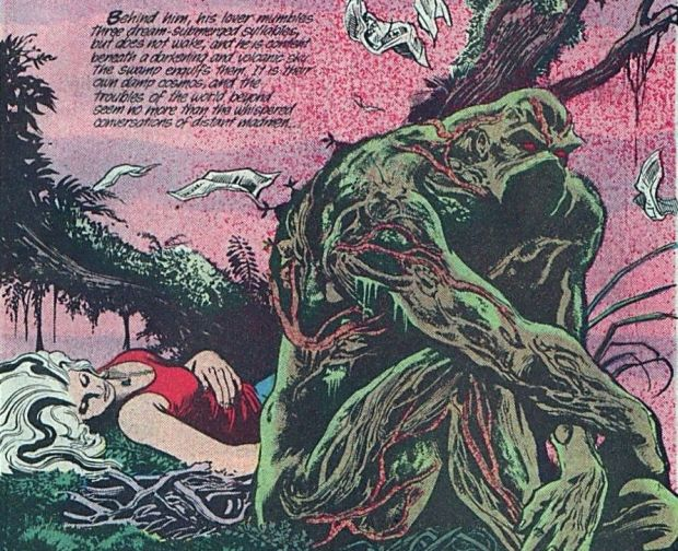 Stephen R Bissette's Swamp Thing