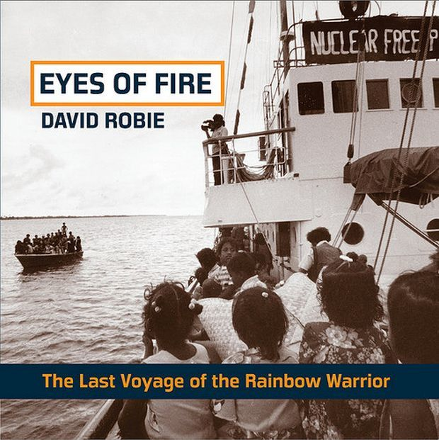 Eyes of Fire by David Robie book cover