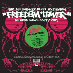 The Jon Spencer Blues Explosion FreedomTower