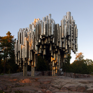 Sibelius Monument by Ralf Roletschek