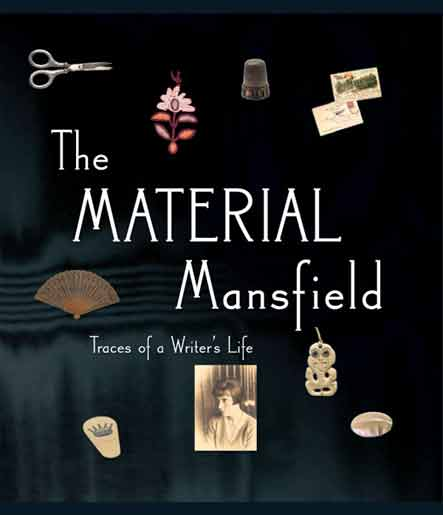 Material Mansfield cover art.