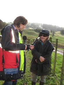 Interviewing Laurie Greenhalgh